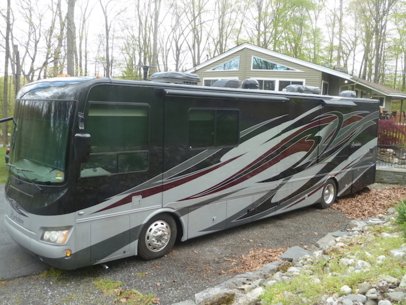 2013 Forest River Berkshire 390RB
