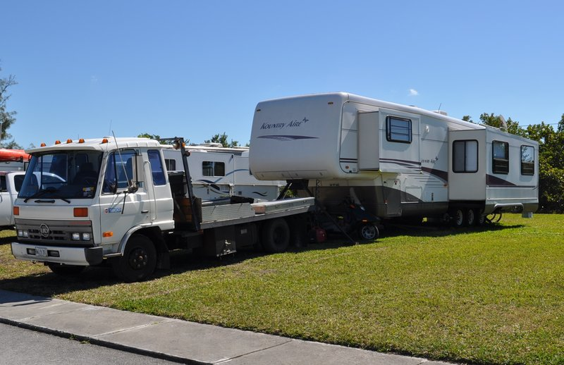 1998 Newmar Kountry Aire RKWB36