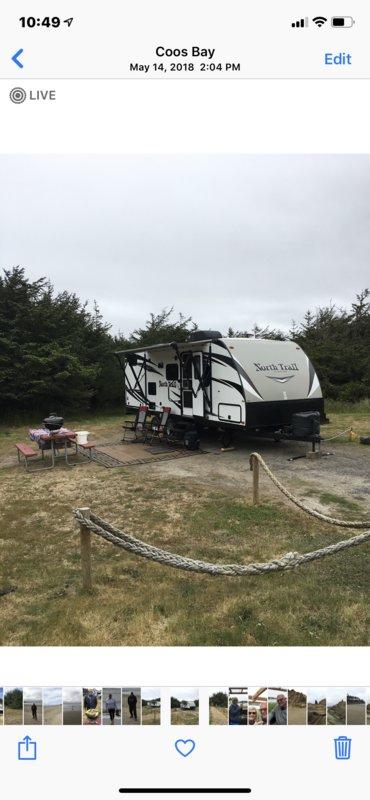 2015 Heartland North Trail 24BHS