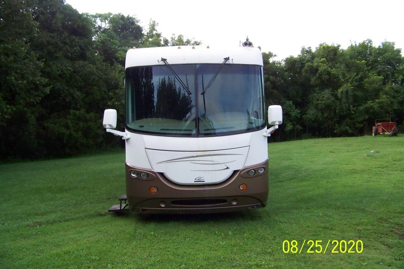 2005 Coachmen Sportscoach Cross Country MH370-DS
