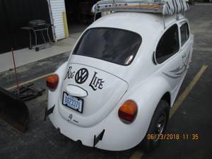 2018 Volkswagen Beetle Super Beetle
