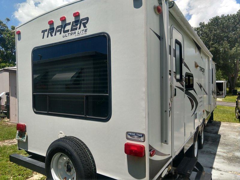 2012 Prime Time Tracer 2800RLD