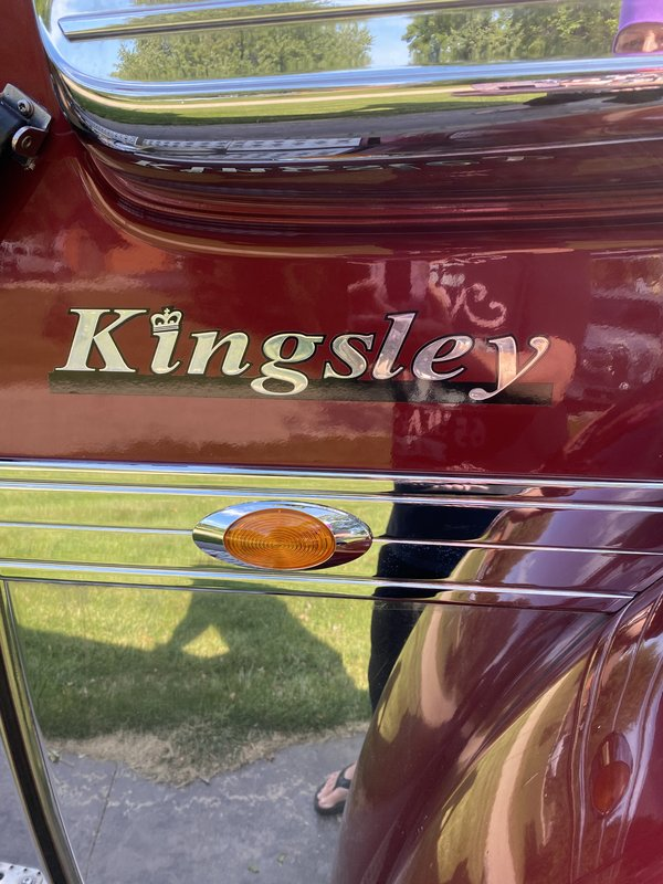 2005 Kingsley Coach Custom BUILT