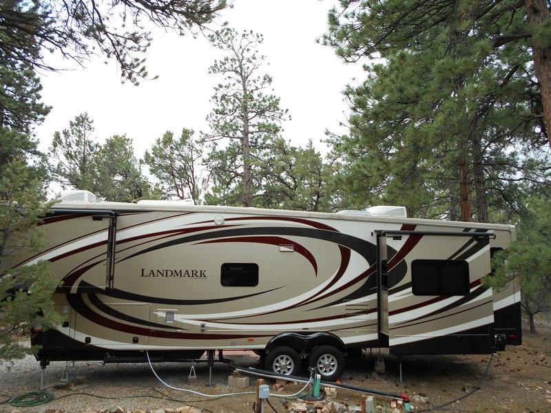 2013 Heartland Landmark Sequoia