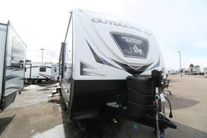 2020 Outdoors RV Black Stone 280RKS