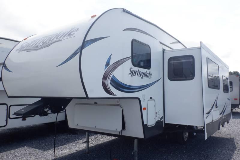 2013 Keystone Springdale 242FWRL-SSR