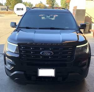 2016 Ford Explorer Sport 4x4