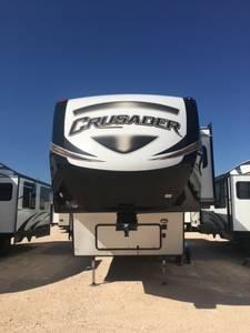 2018 Prime Time Crusader 340RST
