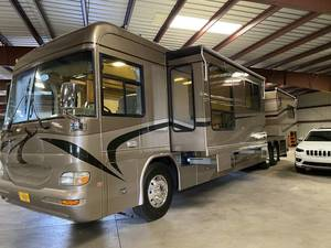 2003 Country Coach Intrigue 530 One OwnerFirst Avenue Ovation Floor Plan