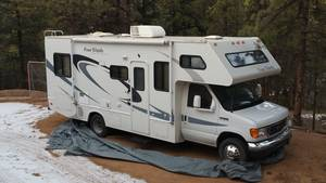 2007 Four Winds 5000 24T