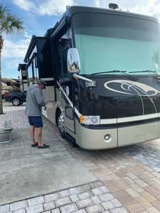 2009 Tiffin Allegro Bus 40QXP