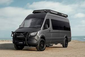 "2019 Mercedes Sprinter 170"" 2500 4WD"