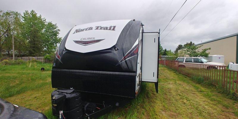 2019 Heartland North Trail 33RetsKing