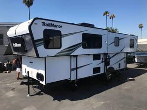 2019 TrailManor  2720QD