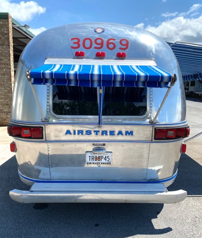 1978 Airstream International Land Yacht Sovereign