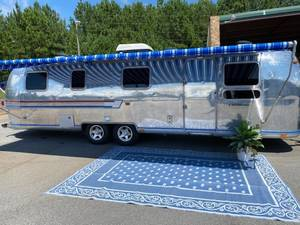 1978 Airstream International Land Yacht Sovereign