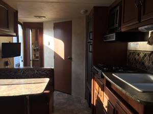 2013 Forest River Wildwood 221RBXL