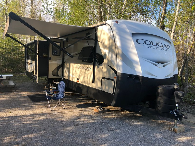 2018 Keystone Cougar Half-Ton 32RLI