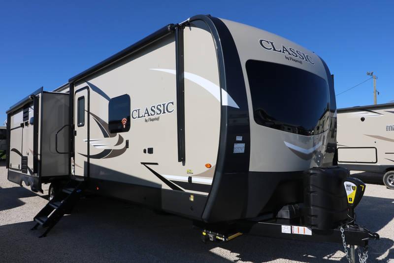 2020 Forest River Flagstaff Classic Super Lite 832OKBS