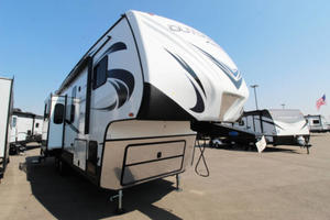 2021 Outdoors RV Glacier Peak F26RKS