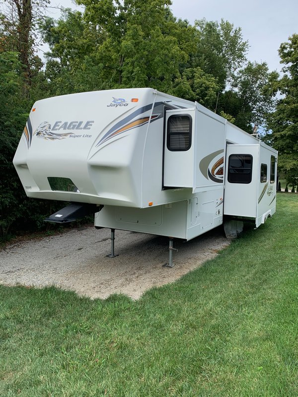2011 Jayco Eagle Super Lite 30.5BHLT