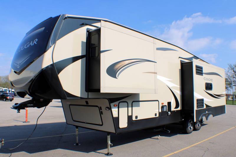 2019 Keystone Cougar 315RLS