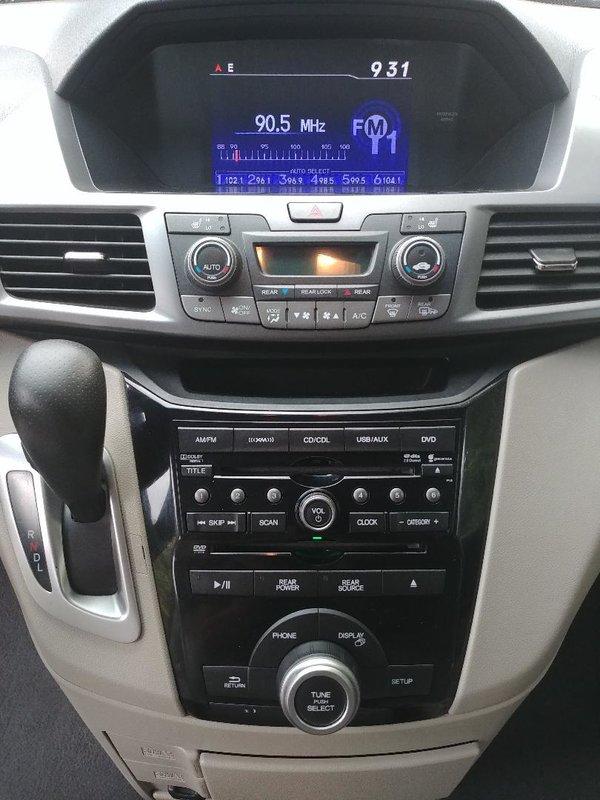 2013 Honda Odessey EX-L