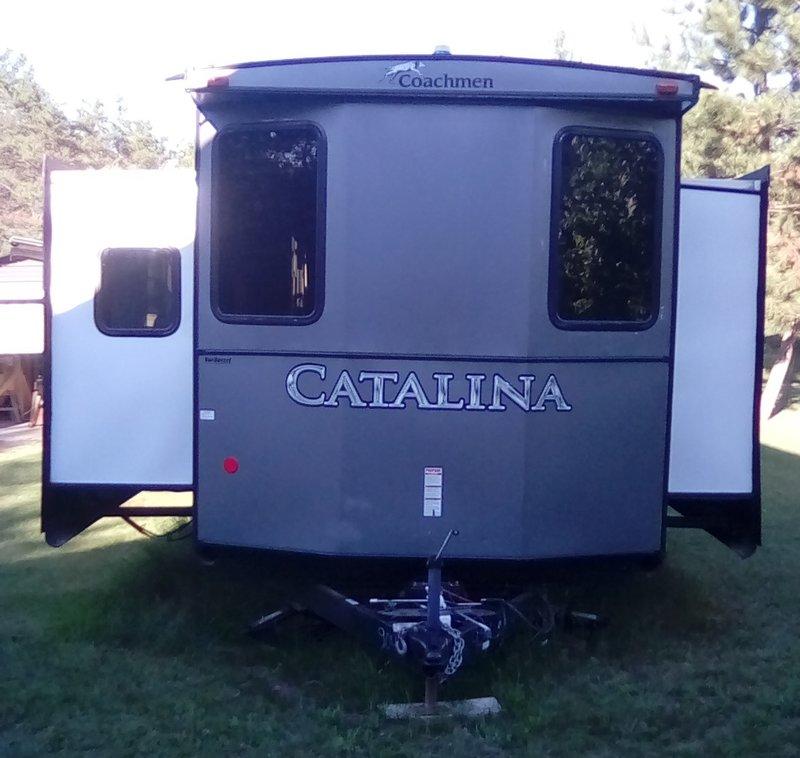 2016 Coachmen Catalina acat39mkts