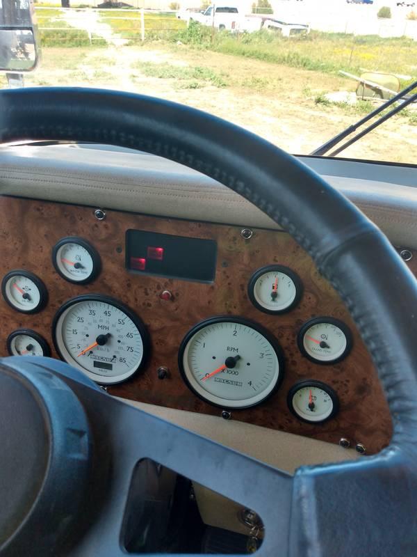 2001 Safari Panther 455