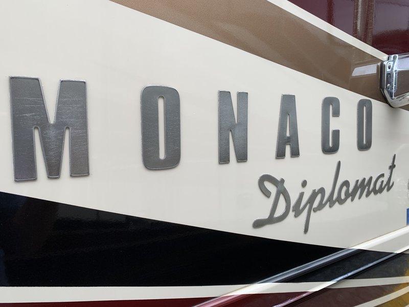 2009 Monaco Diplomat 41SKQ