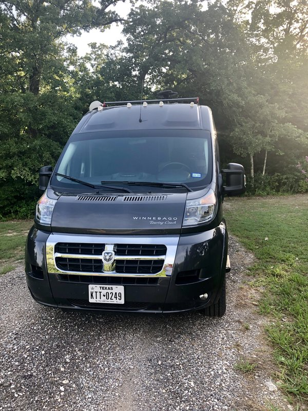 2018 Winnebago Travato 59G for sale - Quinlan, TX