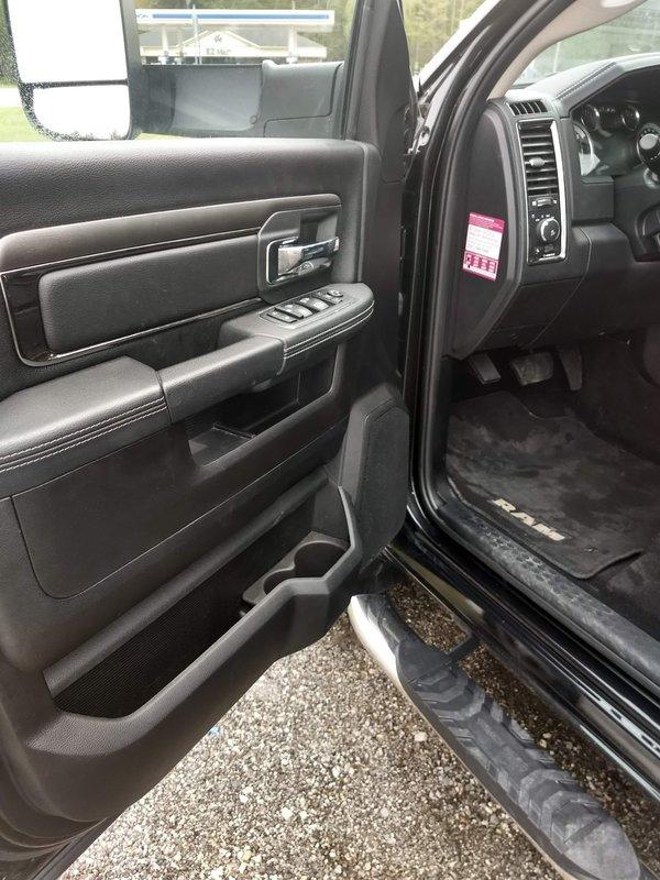 2018 Dodge Ram 3500