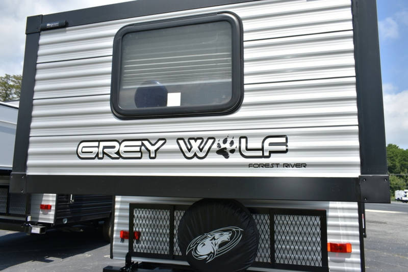 2021 Forest River Cherokee Grey Wolf 19SM
