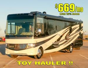 2017 Newmar Canyon Star 3921 - Toy Hauler