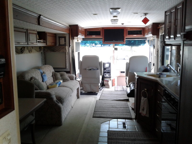 2002 Winnebago Journey DL 36GD