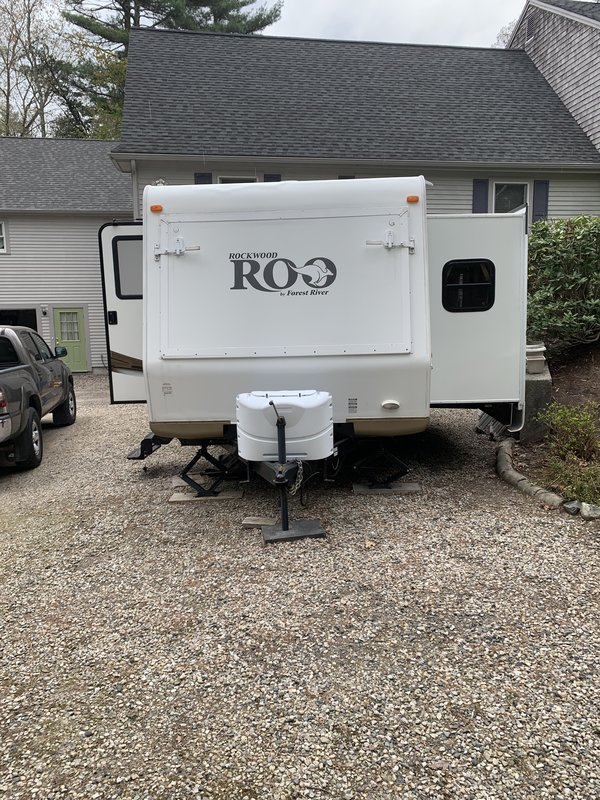 2013 Forest River Forester rockwood roo 21ss