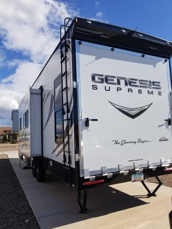2018 Genesis Supreme Genesis Supreme 37GS