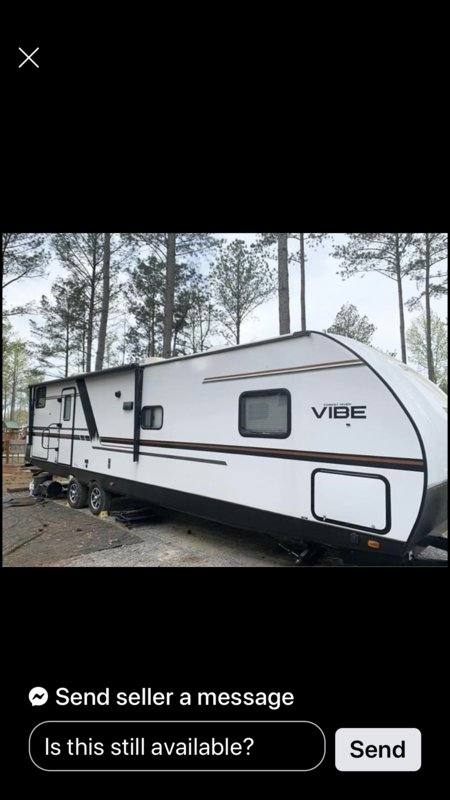 2020 Forest River Vibe 29BH