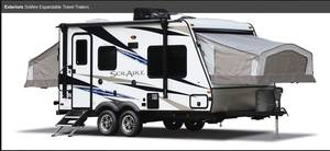 2019 Palomino SolAire Expandable 163X