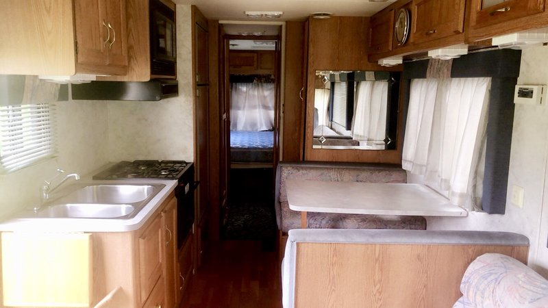 1996 Holiday Rambler Vacationer SE 31 cb