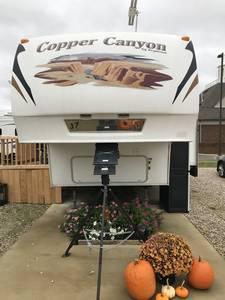 2008 Keystone Copper Canyon 295FWBHS