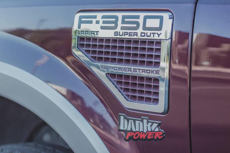 2010 Ford F-350 Lariat Super Duty