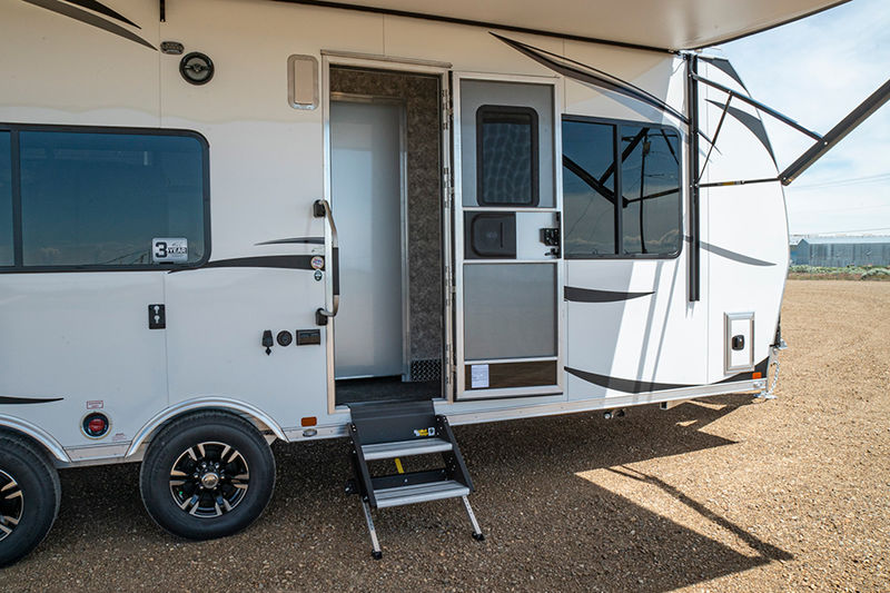 2020 ATC ATC Toy Hauler with Front Bedroom
