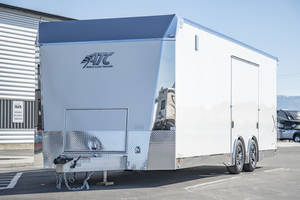 2020 ATC Quest X Enclosed Car Hauler