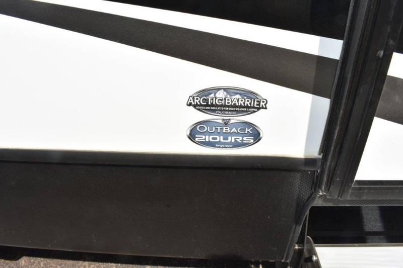 2021 Keystone Outback Ultra-Lite 210URS