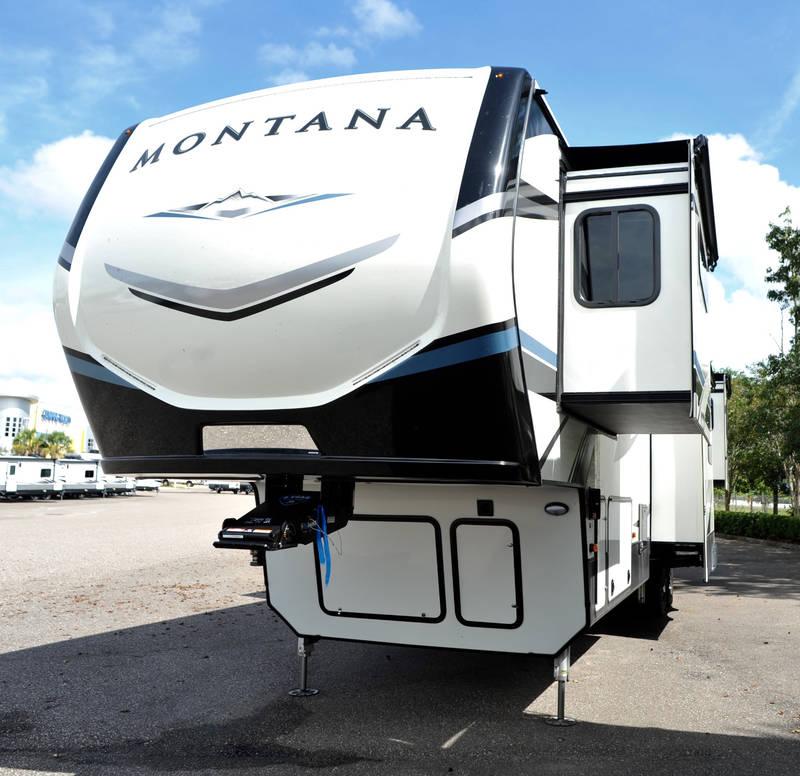 2021 Keystone Montana 3791RD