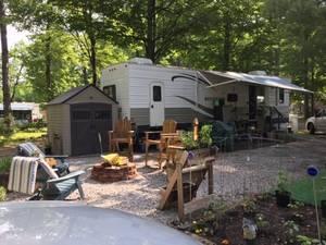 2012 Keystone Residence 405fl
