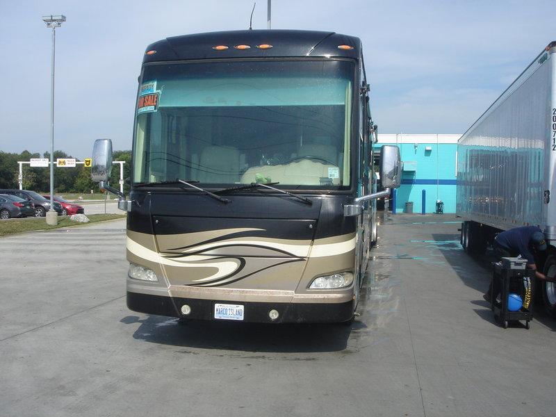 2011 Thor Motor Coach Tuscany XTE 40LX