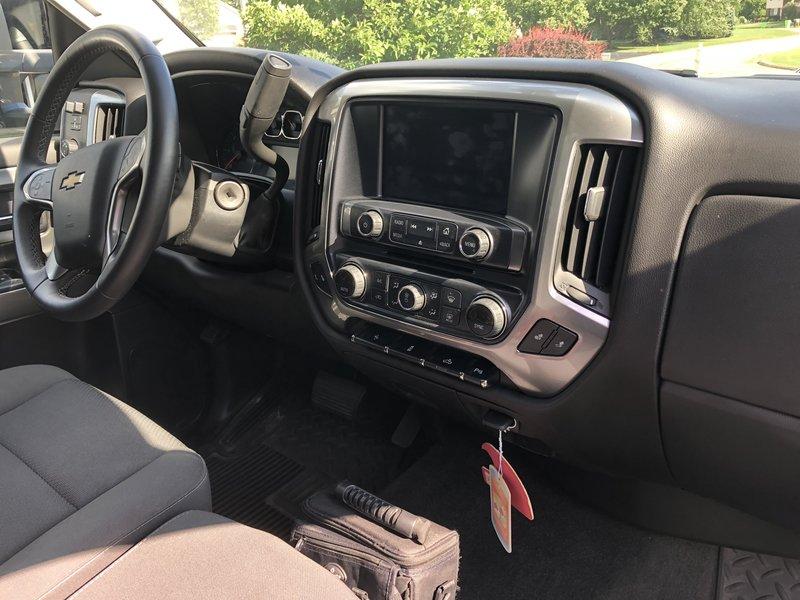 2016 Chevrolet Silverado 2500 HD LT Double Cab
