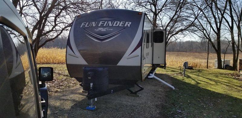 2018 Cruiser RV Fun Finder X 27IK